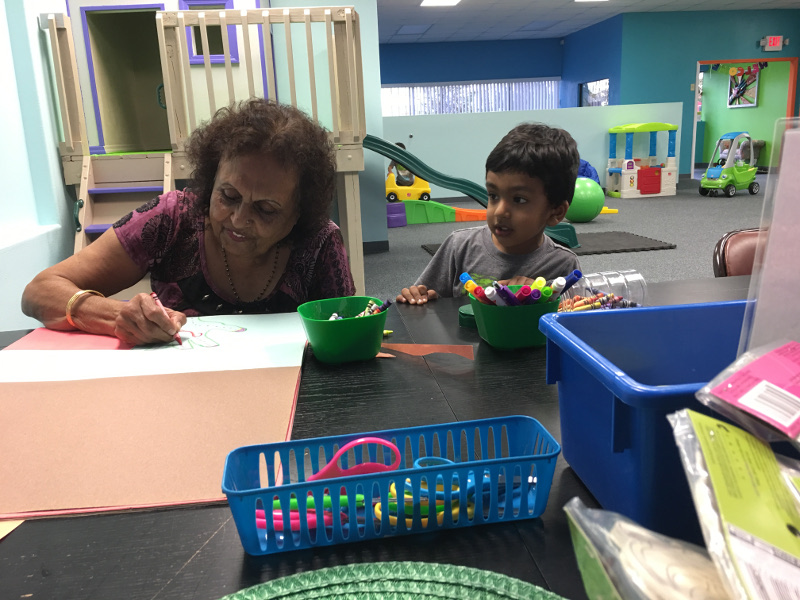 structured play is fun for caregivers too
