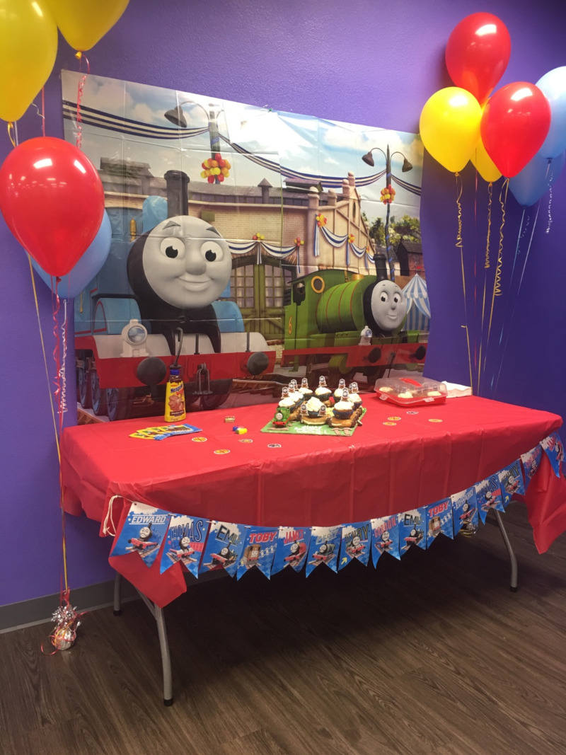 kids birthday party place tampa