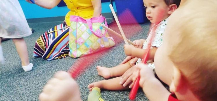 Sunday Music Class & Open Play for babies, toddlers, and preschoolers Tampa Bay