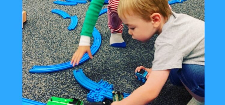 Open Play & Trains