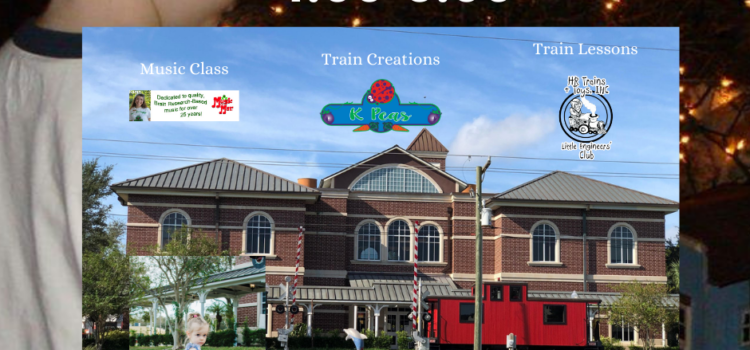Holiday Train Station Event DECEMBER 19th | Pinellas Park Station
