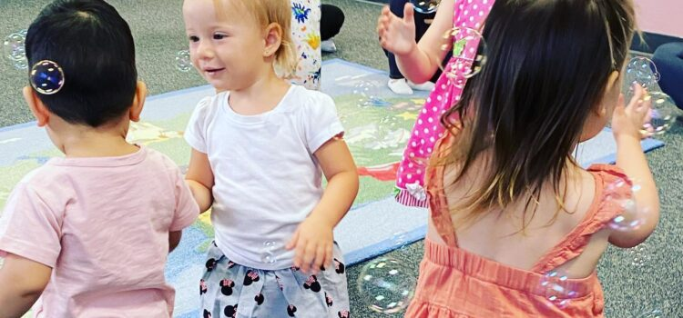 Saturday Indoor Open Play and Family Music Class Westchase